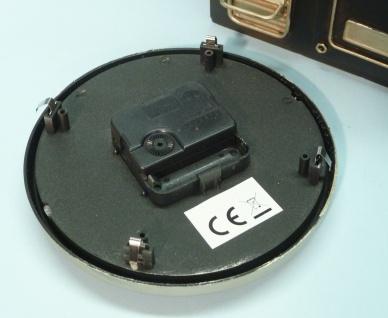 Schlüßelkasten Mit Uhr Retro Vintage Design Telefon Mit Verschluß - Vorschau 5