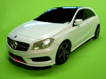 "RC Modell Mercedes Benz A-Klasse Länge 17cm ""Ferngesteuert mit 27MHz"""