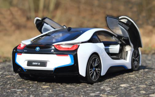 rc bmw i8 mit licht fl gelt ren mit funktion l nge 34cm. Black Bedroom Furniture Sets. Home Design Ideas