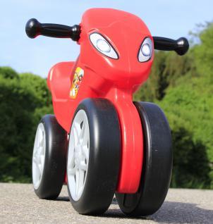 Kinder Laufrad Motorrad 66cm Mit Sound Bis 50kg Belastbar In Top QualitÄt - Vorschau 1