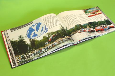 """Vw Golf Buch """"das Gti Treffen 30 Jahre Am WÖrthersee"""" - Vorschau 3"""