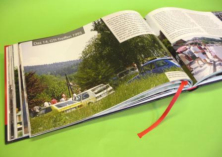 """Vw Golf Buch """"das Gti Treffen 30 Jahre Am WÖrthersee"""" - Vorschau 4"""