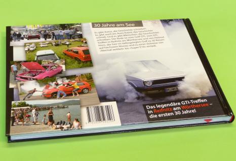 """Vw Golf Buch """"das Gti Treffen 30 Jahre Am WÖrthersee"""" - Vorschau 5"""