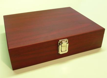 10-teiliges Sommelier Luxus Wein-set + Holzkiste In Top QualitÄt - Vorschau 3
