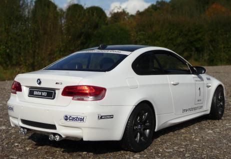 RC BMW e92 M3 Sport Coupe mit LICHT 1:14 Länge 34cm Ferngesteuert 27MHz - Vorschau 3
