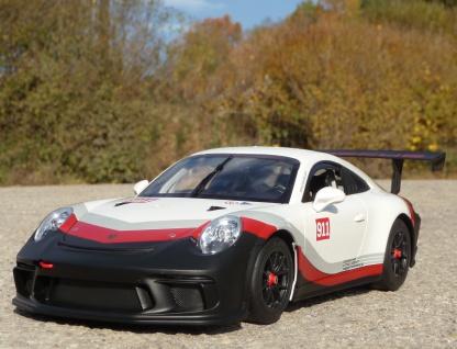 """RC Porsche 911 - 991 GT3 CUP mit LICHT 32cm """"Ferngesteuert"""""""