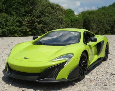 "RC McLaren 675LT Coupe mit AKKU + LICHT 33cm ""Ferngesteuert 2, 4-GHz"""