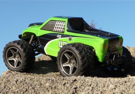Rc Monster Buggy Truggy 1:10 Der Hammer Ca.50 Km/h Wasserfest In Top QualitÄt - Vorschau 2