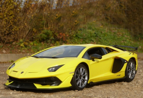 "RC Modell Lamborghini Aventador SVJ mit LICHT 35cm ""Ferngesteuert 2, 4GHz"""