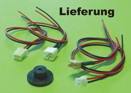 Slotcar Universal Umbau Set Von Analog Auf Carrera Digital-decoder - Vorschau 4