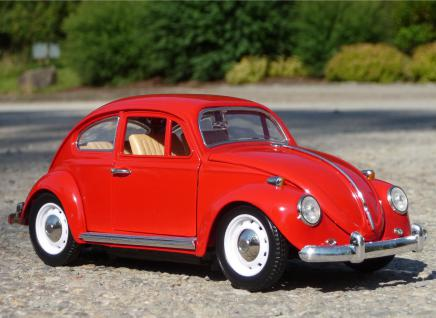 """RC Modell VW Käfer 1300 Länge 23cm """"Ferngesteuert"""" - Vorschau 2"""
