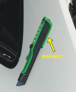 PROFI LED SMD Taschenlampe COB Stift-Leuchte KFZ Lampe Worklight + Magnet - Vorschau 5