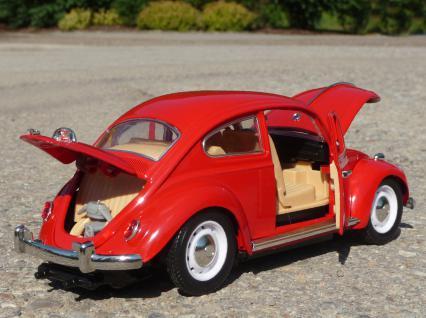 """RC Modell VW Käfer 1300 Länge 23cm """"Ferngesteuert"""" - Vorschau 4"""