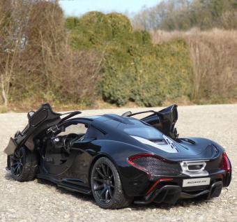 RC Modell McLaren P1 mit LICHT Länge 33cm Ferngesteuert 27MHz