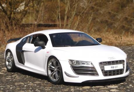 """RC Audi R8 GT mit LICHT Länge 32cm """"Ferngesteuert 27-MHz"""""""