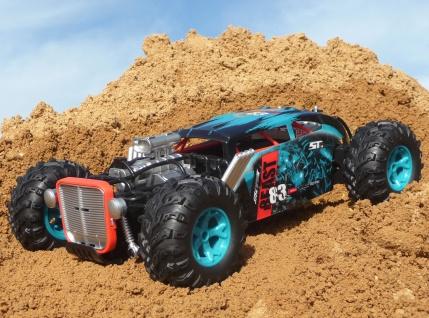 RC Monster Beast-Racer BUGGY TRUGGY 1:12 Länge 38cm 20 Km/h 2, 4GHZ