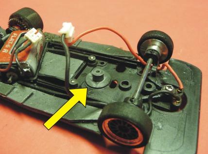 Slotcar HALTER 3er SET für Carrera Digitaldecoder für UMBAU an Slot it / NSR / FLY - Vorschau 2