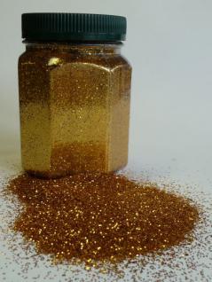 Glitter Glitterstaub Farben Gold von Avantgarde Dose 350g