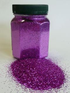 Glitter Glitterstaub Farben Pink von Avantgarde Dose 350g