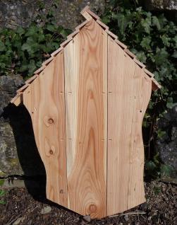INSEKTENHOTEL XXXL 84 x 62 cm Masivholz Made in Germany in TOP QUALITÄT - Vorschau 3