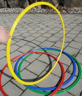 """4-stÜck Kinder Hula Hoop Hup Reifen ø 70cm """"top QualitÄt In 4-farben"""" - Vorschau 4"""