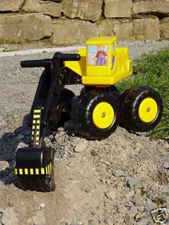 Sitzbagger Sandbagger MOBBY DIG von BLS