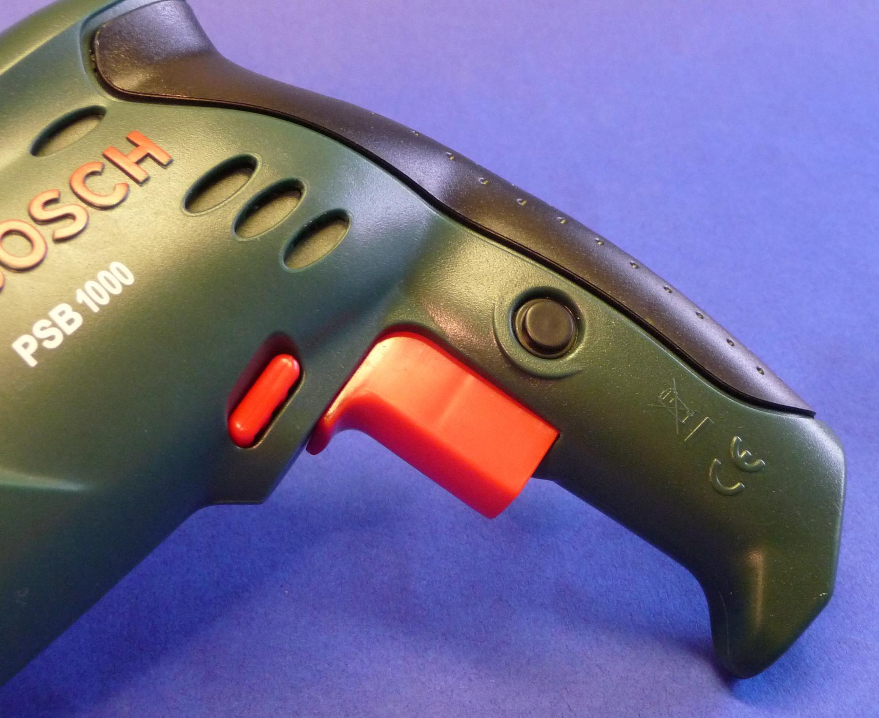 kinder bohrmaschine bosch psb-1000 realistisches spielzeug mit sound