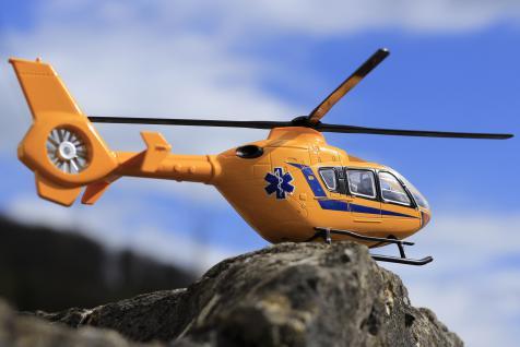 Hubschrauber Eurocopter Notarzt Deko Für Carrera Digital Servo Universal - Vorschau 4