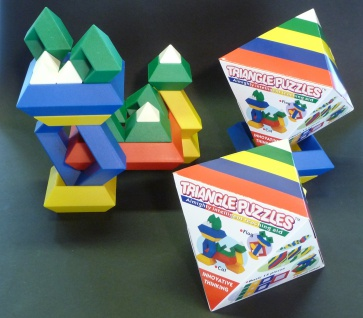 "30-TEILIG Triangle Puzzles das ZAUBER-PUZZLE ""TOP ERFINDUNG"""