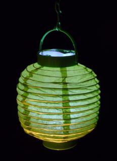 """10-stÜck Led Party Lampion ø 15cm In 5-regenbogen-farben """"wunderschön"""" - Vorschau 2"""