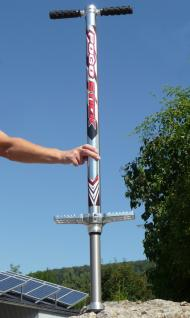 "PROFI Pogo Stick Hüpfstab Springstock 35-80kg ""in TOP QUALITÄT"""