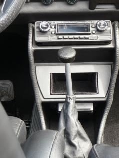 VW Käfer Golf 1 Bus T2 Schaltknauf SERIE schwarz - Vorschau 4