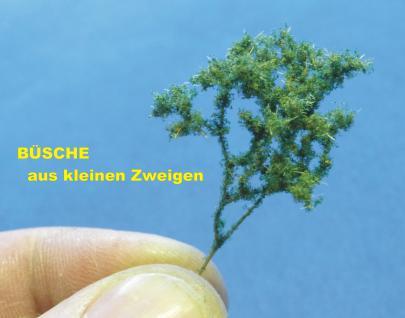 """Laub Bäume 12 StÜck 15cm HÖhe Passend Zu 1:32 """"made In Germany"""" - Vorschau 4"""