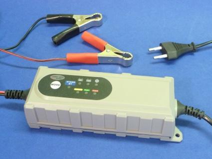 """KFZ Batterie-Ladegerät OUTPUT 6 / 12 Volt mit 0, 8 bis 3, 8A """"TOP QUALITÄT"""""""
