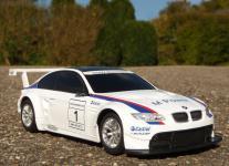 """RC BMW e92 M3 GT2 SPORT COUPE Länge 20cm """"Ferngesteuert 40MHz"""""""