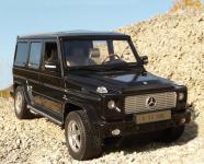 """RC Mercedes Benz G55 AMG mit LICHT Länge 32cm """"Ferngesteuert 27MHz"""""""
