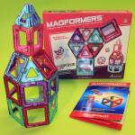 MAGFORMERS Magnetformen INSPIRE 30-teilig