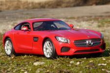 """RC Mercedes Benz AMG GT mit LICHT Länge 32cm """"Ferngesteuert 27MHz"""""""
