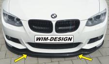 """CARBON Schwert für BMW 3er E92 / E93 LCI M-Paket mit TÜV """"MADE in GERMANY"""""""