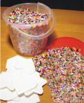 Bügelperlen Eimer mit 20 000 Perlen & 7 Stiftplatten in Top Qualität