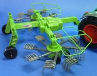 SCHWADER ANHÄNGER mit ELEKTRO-FUNKTION Größe 45cm für RC Traktor Jamara
