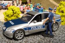 POLIZEI BMW 3er E90 in 1:32 für Carrera Digital TOP DEKORATION