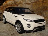 """RC Range Rover EVOQUE 32cm mit LICHT """"Ferngesteuert 40MHz"""""""
