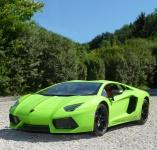 RC Lamborghini AVENTADOR mit AKKU + LICHT Länge 48cm Ferngesteuert 2, 4-GHz
