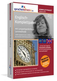 Englisch Sprachkurs Komplettpaket auf DVD