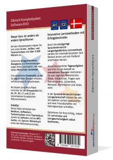 Sprachkurs Dänisch lernen Komplettpaket auf DVD - Vorschau 2