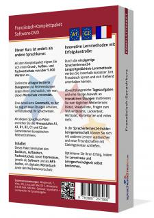 Sprachkurs Französich lernen Komlettpaket auf DVD - Vorschau 2