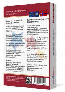 Sprachkurs Norwegisch lernen Komplettpaket auf DVD - Vorschau 2
