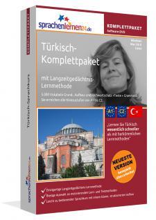 Sprachkurs Türkisch lernen Komplettpaket auf DVD