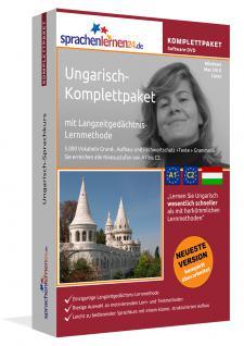 Sprachkurs Ungarisch lernen Komplettpaket auf DVD